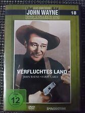 Verfluchtes Land DVD Nr 18 John Wayne Western