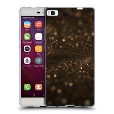 Cover e custodie Per Huawei Y5 oro con un motivo, stampa per cellulari e palmari