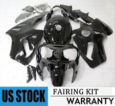 Fairing Kit for Kawasaki Ninja ZX12R 2000 01 Gloss Black ABS Injection Bodywork