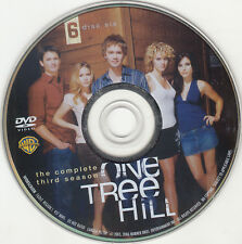 ONE TREE HILL THIRD SEASON 3 DISC 6 REPLACEMENT DVD DISC ONLY