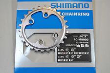 Shimano corona 26d (BC) per 36-26 Fc-m8000