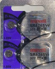 Batterie 1 sat Silberoxid 1,55V R626,SR626,SR66,Knopfzelle