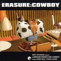 ERASURE - COWBOY (180G)   VINYL LP NEU