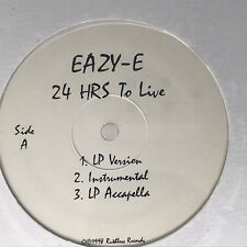 Eazy-E Rap & Hip-Hop Single Vinyl Records for sale | eBay