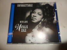 CD Natalie Cole – unforgettable with Love