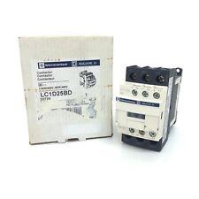 Telemecanique Contactor 20729 24VDC 11kW LC1D25BD