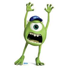 MIKE WAZOWSKI Disney Monsters University Big CARDBOARD CUTOUT Standee Standup