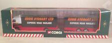 Corgi Classic 59516 Eddie Stobart Volvo Short Wheel Base and Close CoupleTrailer