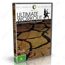 Ultimate Workout : High Energy Cardio + Cross Training : New Exercise DVD