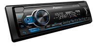 Pioneer - MVH-S310BT - 1-DIN Car Stereo In-Dash Digital Media Receiver with BT