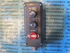 Cooper Crouse-Hinds N2S23412U Series Control Station