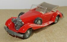 MICRO WIKING HO 1/87 MERCEDES BENZ 540 K ROUGE