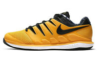NIKE AIR ZOOM VAPOR X HC Casual Gym Tennis Trainers UK Size 13 (EUR 48.5) Yellow
