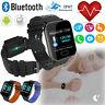 Bluetooth Smart Watch Heart Rate Monitor Sports Smart Bracelet for Huawei P20 LG