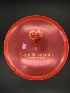 New Discmania Team Support C-Line MD - Red - 181g