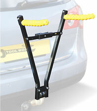 Towball Mounted Cycle Carrier - 2 BIKE - Securely fitted in seconds!