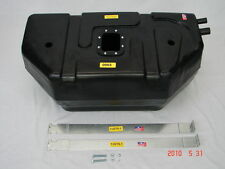 JEEP WRANGLER YJ 1987-95 20 GALLON POLY PLASTIC GAS TANK WITH SEALS & CK VALVES