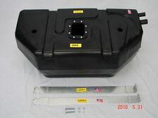 1987-1995 JEEP WRANGLER YJ 20 GAL POLYETHYLENE PLASTIC FUEL GAS TANK, BRAND NEW