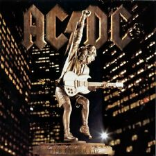 AC/DC..STIFF UPPER LIP CD ALBUM.. Safe in New York City, Satellite Blues...NEW