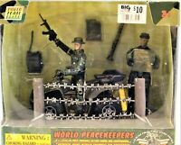 Power Team Elite World Peacekeepers  # 77019  Four Wheeler and Accessories