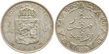 Niederländisch Ostindien, Wilhelmina, 1/4 Gulden 1905