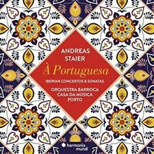Portuguesa - Andreas Staier (2018, CD NIEUW)