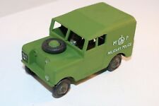 Budgie - Morestone Military Police Jeep  1:43 near mint great original condition