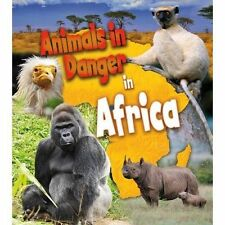 Animals in Danger in Africa (First Library: Animals in Danger)-ExLibrary