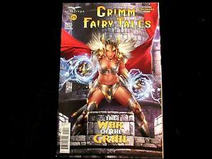 Grimm Fairy Tales #v2 #25 - NM(-) - Cover E! Mos Cover!