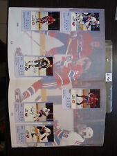 1988 COMPLET COLLECTION ESSO HOCKEY CARDS WITH ALBUM ORR LEMIEUX GRETZKY HOWE ++