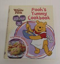 NEW! Disney's Winnie the Pooh's Yummy Cookbook, Hardcover, spiralbound