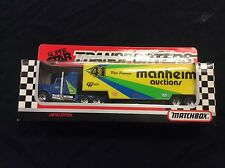 Matchbox Superstar Transporters Manheim Auctions Phil Parsons