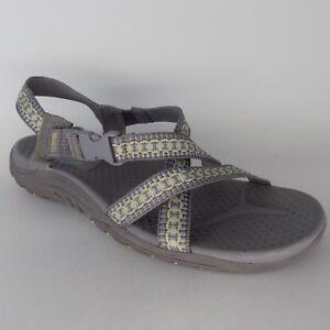 Skechers Reggae Kooky Lifestyle Women Sandals Size 10 AL4647