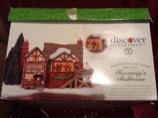 Dept 56 Dickens Village - Fezziwig's Ballroom Set - #58470 - Animated see desc