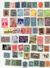 VENEZUELA Stamps 65 All Different Off Paper