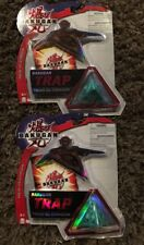 New Vestroia 2009 Bakugan Trap Triad El Condor Battle brawlers green - Set Of 2