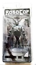 "Christmas Gift 7"" NECA Battle Damaged Version Robocop Model Collection"