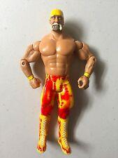 WWF WWE Jakks Classic Superstars HOLLYWOOD HULK HOGAN Figure Loose
