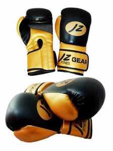 Boxing Gloves MMA Muay Thai Sparring Adult Punching Bag KickBoxing Training 16oz