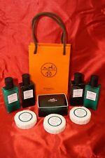 Hermes Eau D'Orange Verte GIFT PACK Soaps Dush Shampoo Hair Cond. Body Lotion