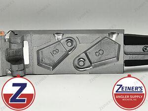 3357 New Do It Flat Bank Sinker Mold - 6 & 8 oz size