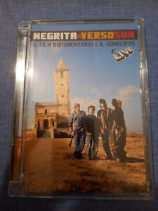 NEGRITA - VERSO SUD. FILM DOCUMENTARIO E CONCERTO. DOPPIO DVD
