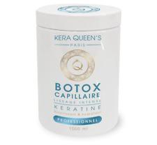 Botox capillaire Lissage intense Kératine KERA QUEENS 1000ml