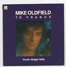 (V729) Mike Oldfield, To France - 1984 - 7 inch vinyl