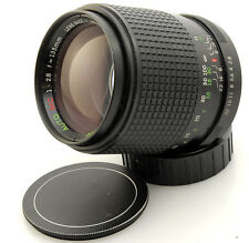 KIMUNOR 135mm f2.8 BRIGHT PORTRAIT TELEPHOTO LENS manual focus Pentax PK fit