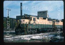 Original Slide RDG Reading Co. GP35 3649 Bethlehem PA 1975