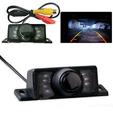 7 IR LED Waterproof Wide CMOS Car Rear View Reverse Rearview Camera Night Vision
