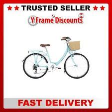 "Barracuda Dorado IIIi Womens Comfort Bike 17"" Alloy Low Step Frame White"
