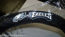 NFL NIB MASSAGE STEERING WHEEL COVER - PHILADELPHIA EAGLES