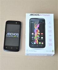 Handy Smartphone Archos 40 Titanium